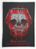 Metallica - 'Wherever I May Roam' Woven Patch